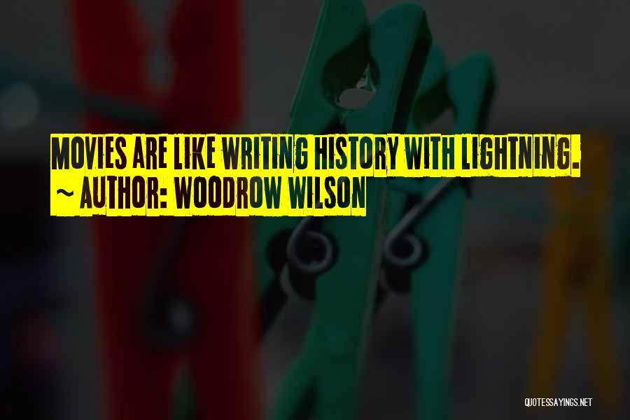 Woodrow Wilson Quotes 288743