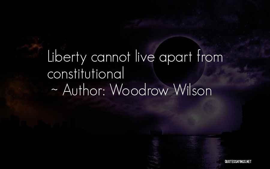 Woodrow Wilson Quotes 300514
