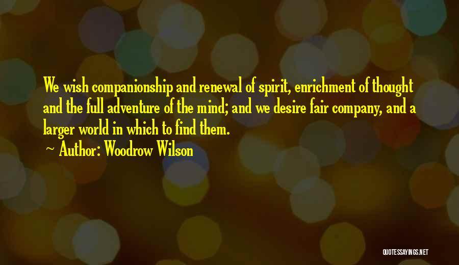 Woodrow Wilson Quotes 320119