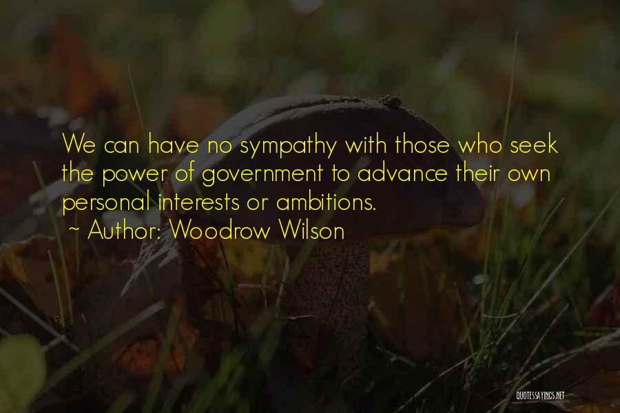 Woodrow Wilson Quotes 428415