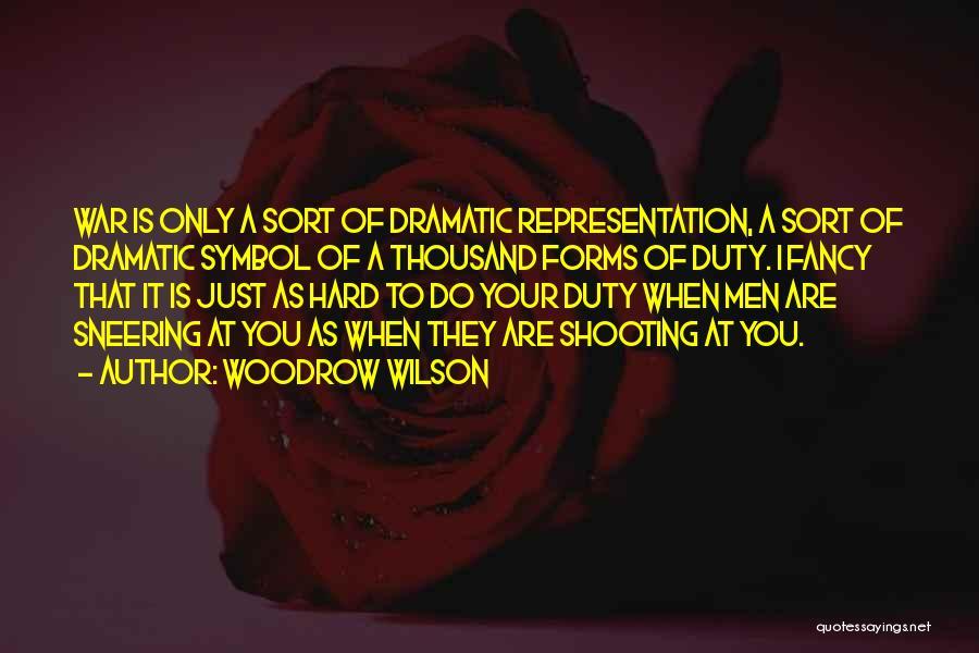 Woodrow Wilson Quotes 439167
