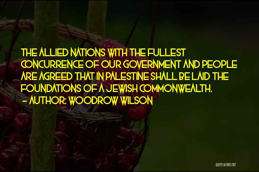 Woodrow Wilson Quotes 474651