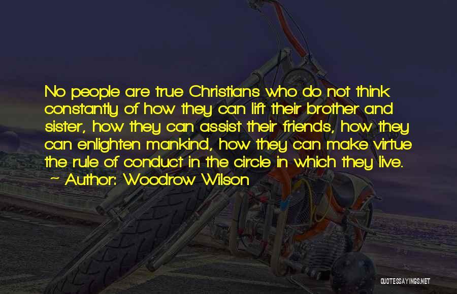 Woodrow Wilson Quotes 592461