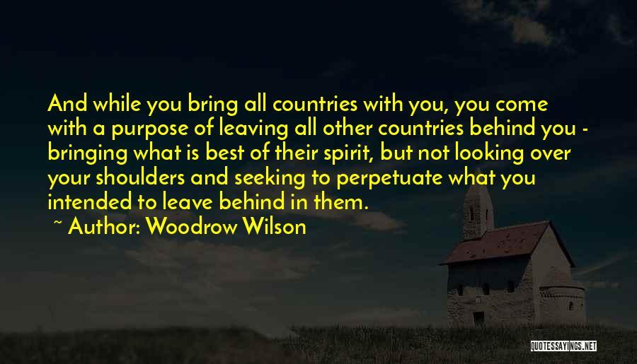 Woodrow Wilson Quotes 613631