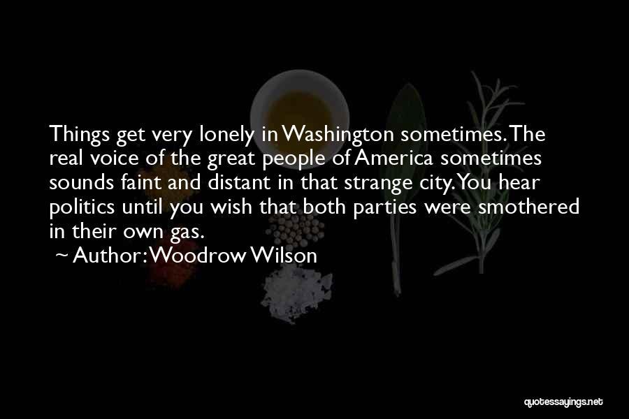 Woodrow Wilson Quotes 635934