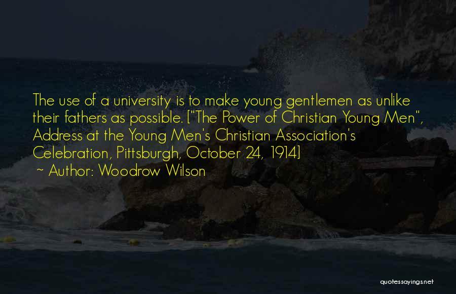 Woodrow Wilson Quotes 697279