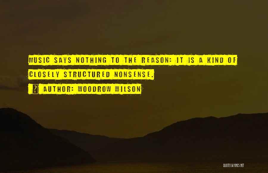Woodrow Wilson Quotes 723893