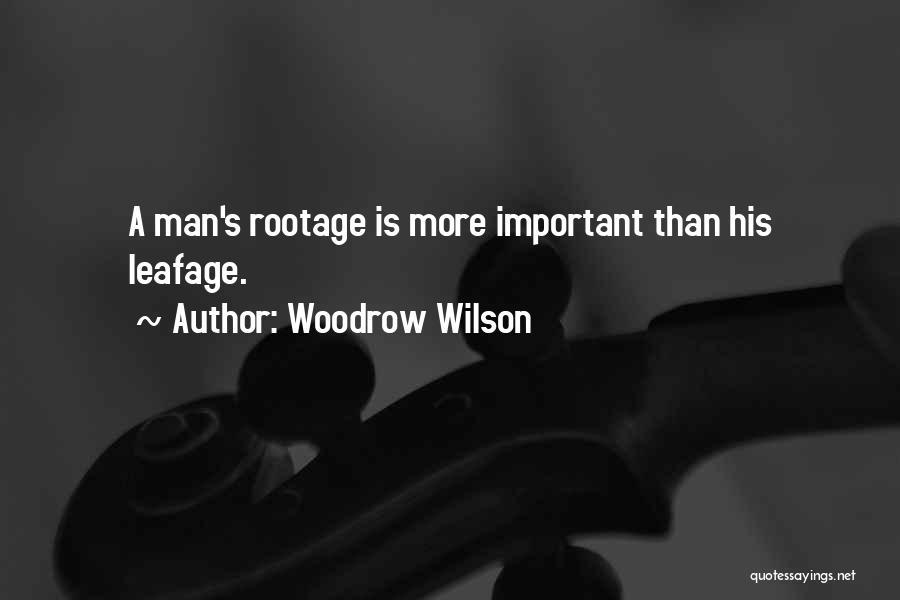 Woodrow Wilson Quotes 757988