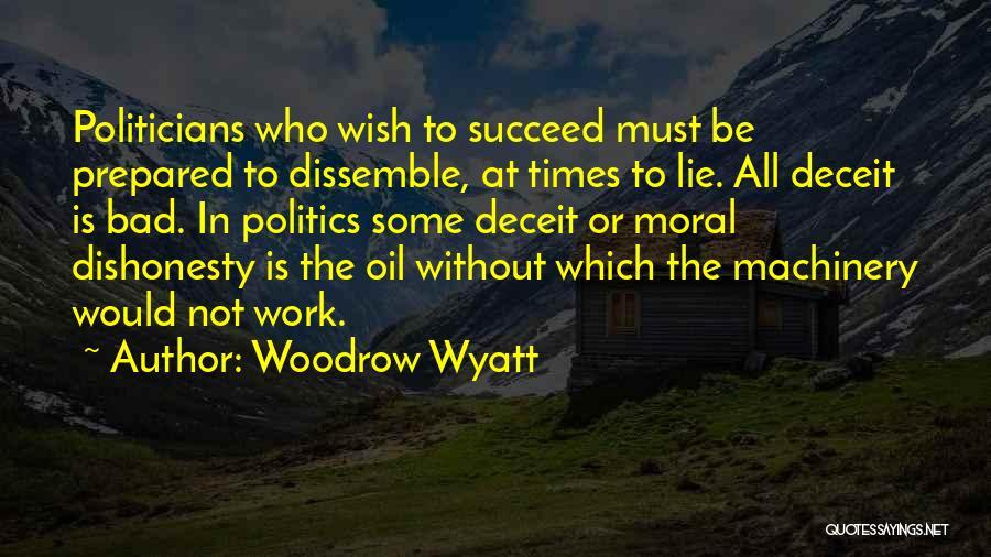 Woodrow Wyatt Quotes 1790742