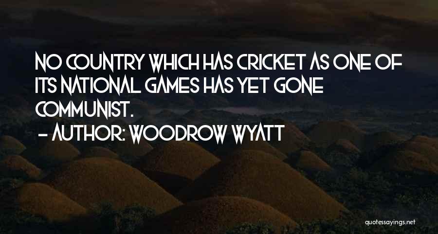 Woodrow Wyatt Quotes 311261
