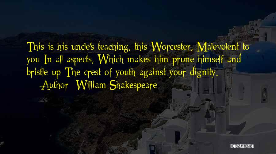 Worcester 6 Quotes By William Shakespeare