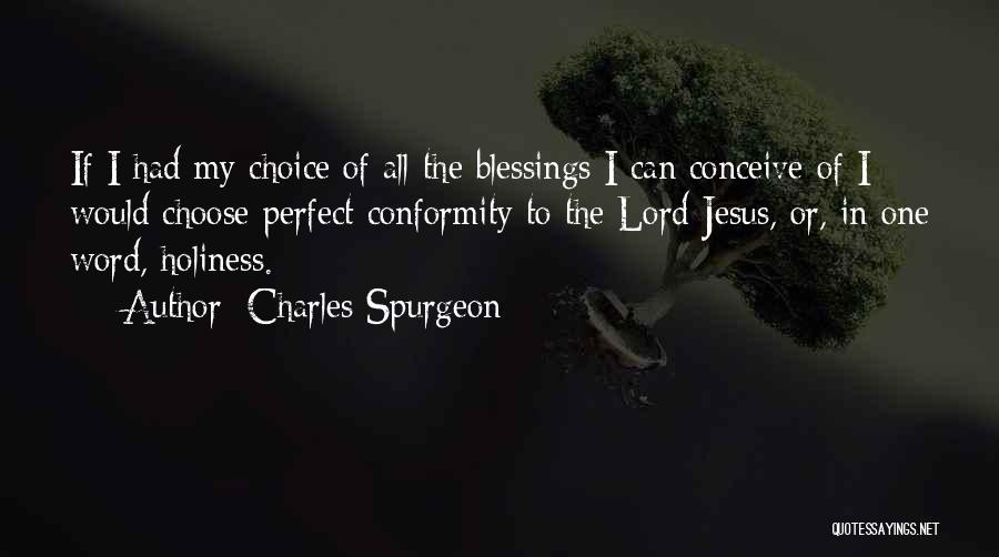 Word In Quotes By Charles Spurgeon