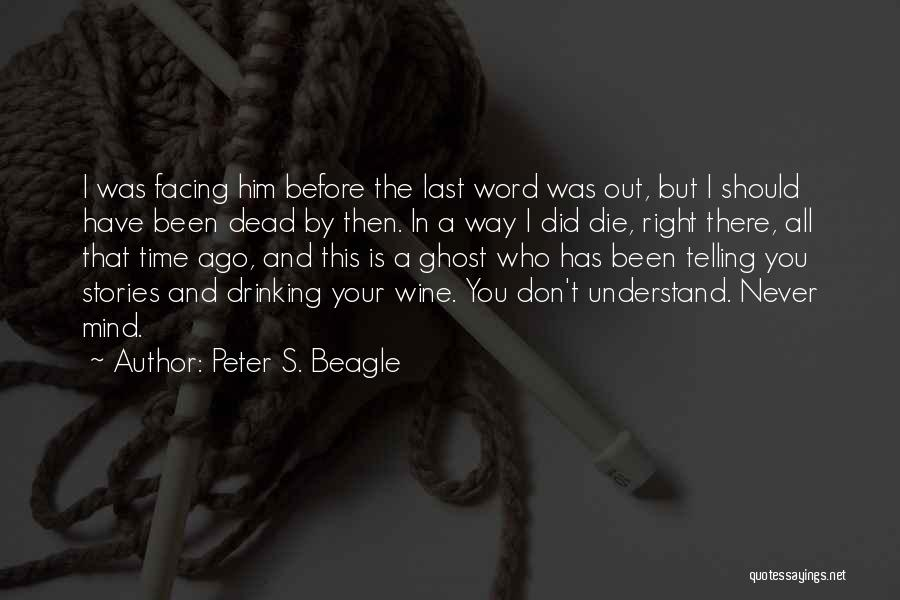 Word In Quotes By Peter S. Beagle