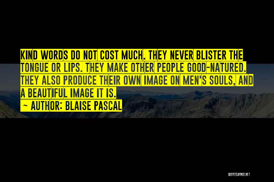 Words Are Meaningful Quotes By Blaise Pascal