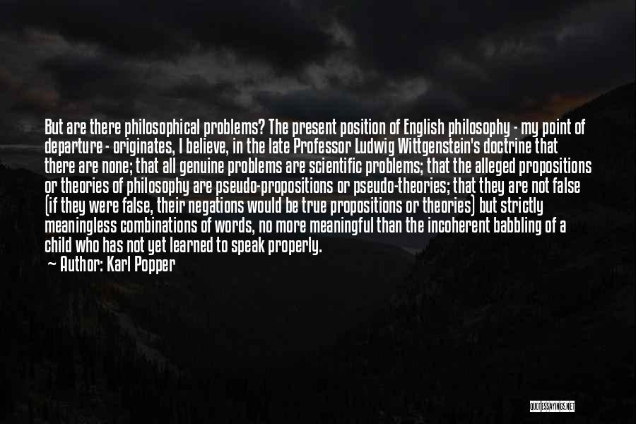 Words Are Meaningful Quotes By Karl Popper