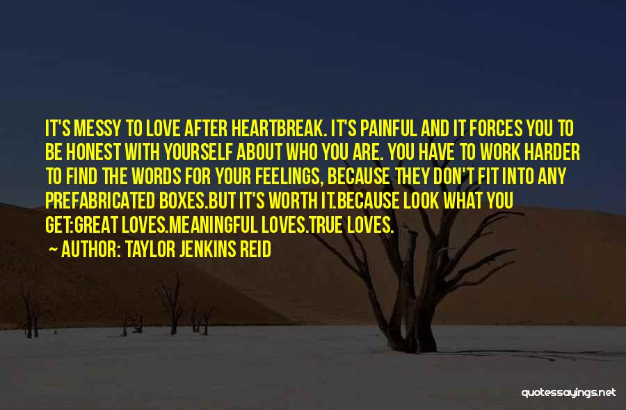 Words Are Meaningful Quotes By Taylor Jenkins Reid