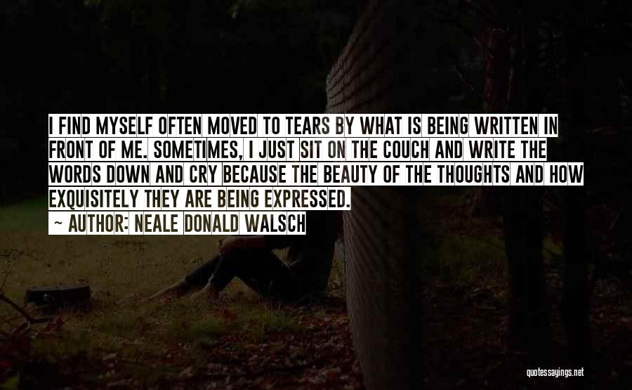 Words Just Being Words Quotes By Neale Donald Walsch