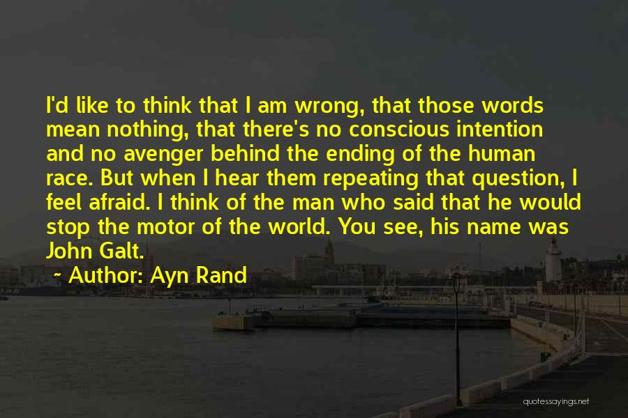 Words Mean Nothing Quotes By Ayn Rand
