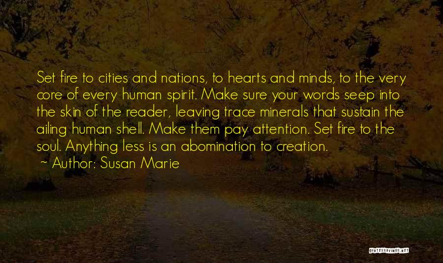 Words Of Advice Quotes By Susan Marie