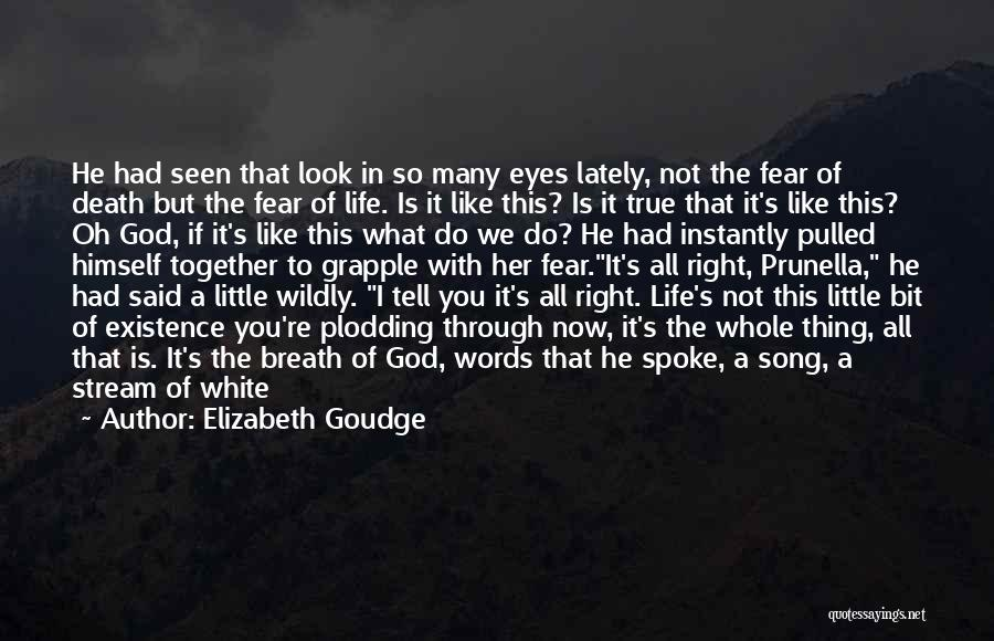 Words Of True Love Quotes By Elizabeth Goudge