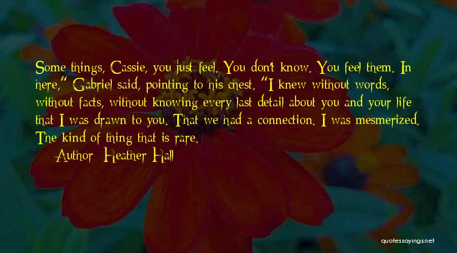 Words Of True Love Quotes By Heather Hall