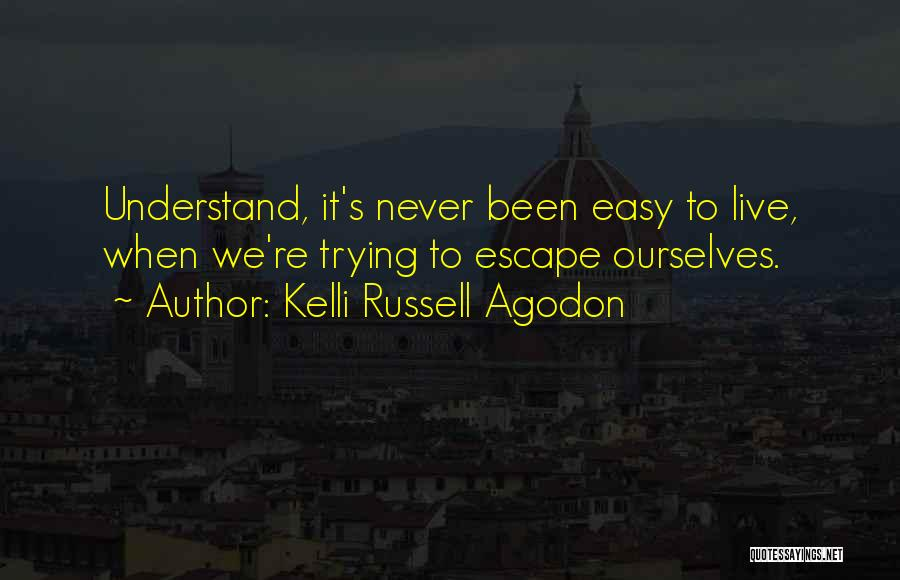 Work Hard Live Well Quotes By Kelli Russell Agodon