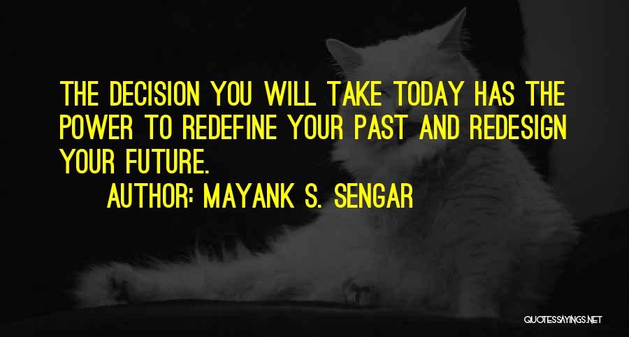 Work Hard You Will Success Quotes By Mayank S. Sengar