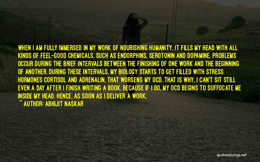 Work Is Passion Quotes By Abhijit Naskar
