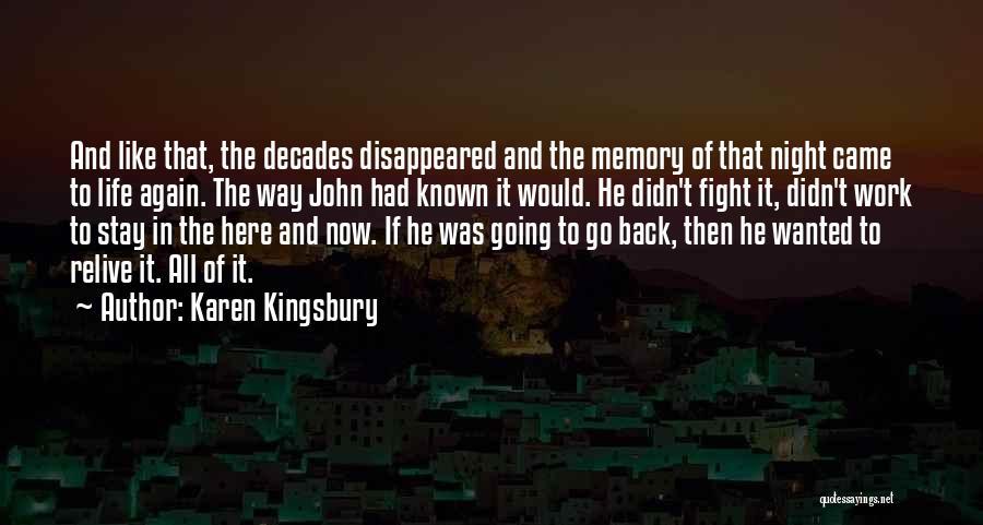 Work Like Family Quotes By Karen Kingsbury
