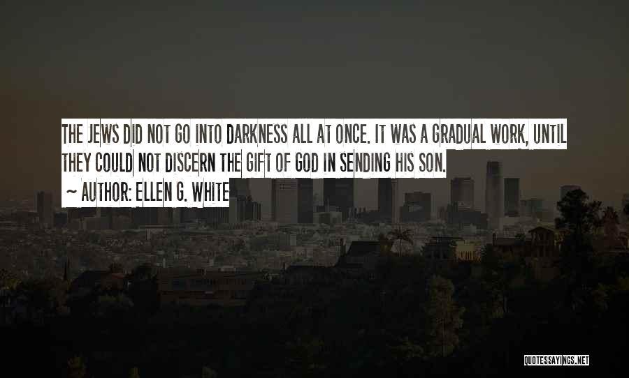 Work Until Quotes By Ellen G. White