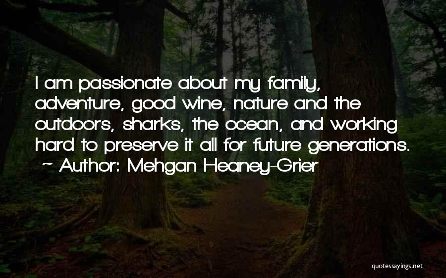Working Hard For Your Future Quotes By Mehgan Heaney-Grier