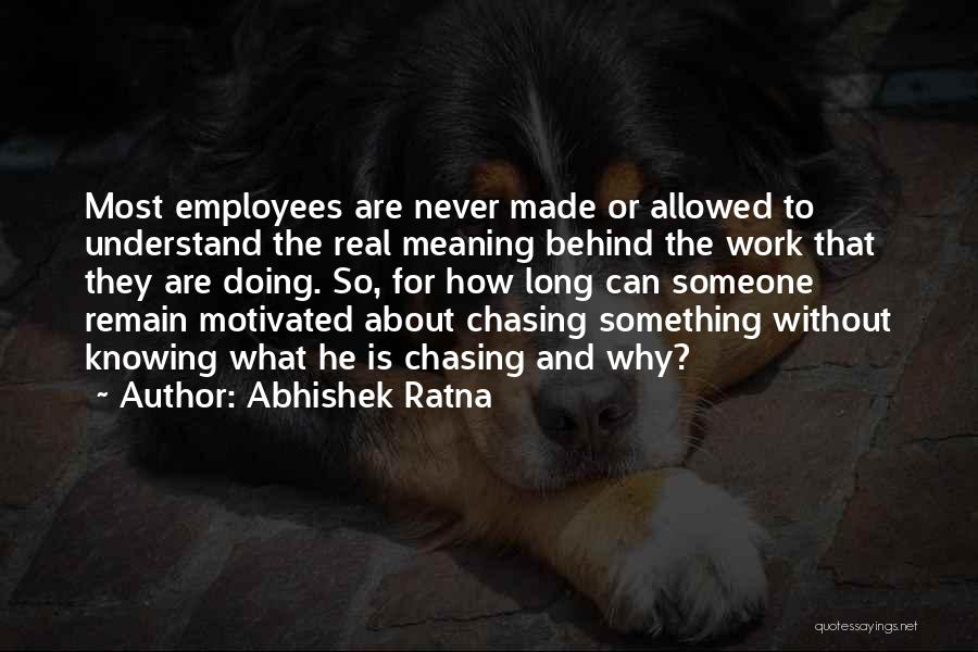 Working Out Motivational Quotes By Abhishek Ratna