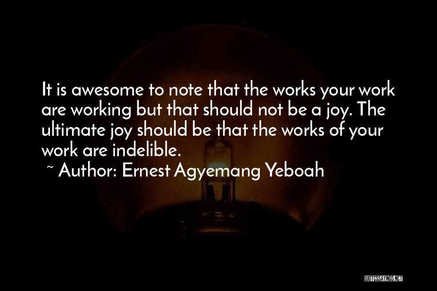 Working Out Motivational Quotes By Ernest Agyemang Yeboah