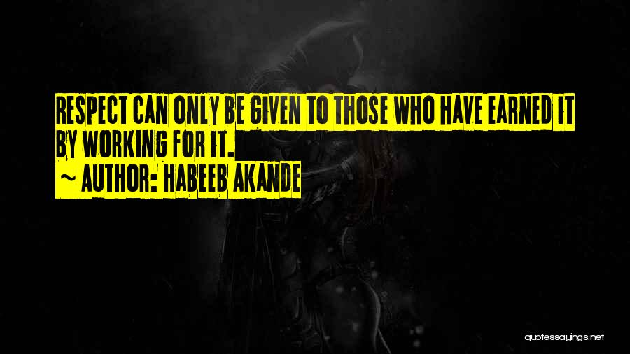 Working Out Motivational Quotes By Habeeb Akande
