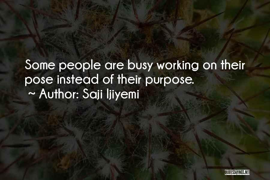Working Out Motivational Quotes By Saji Ijiyemi