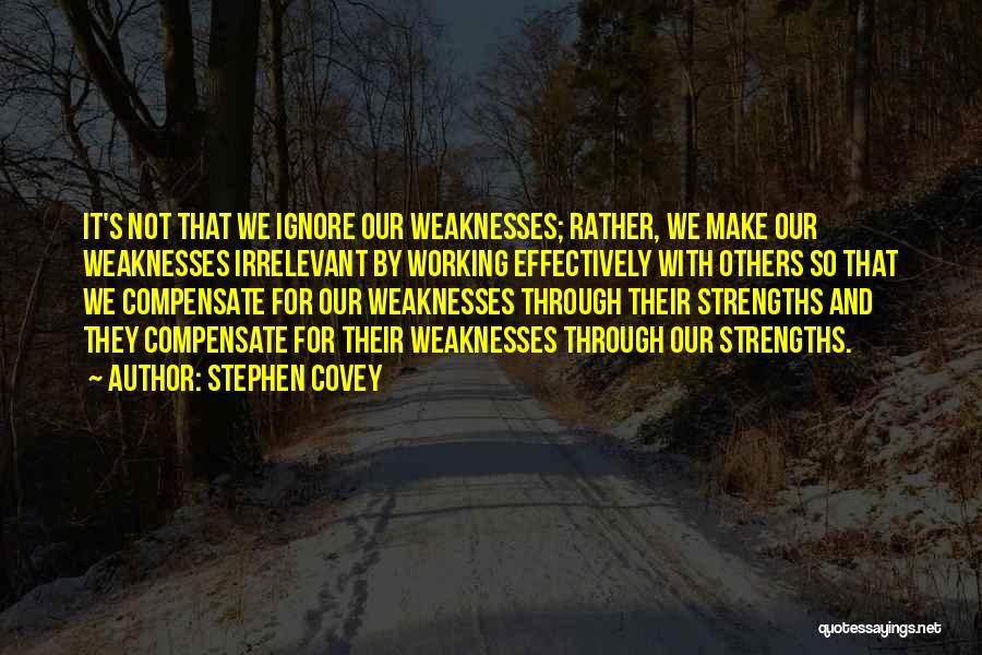 Working Out Motivational Quotes By Stephen Covey