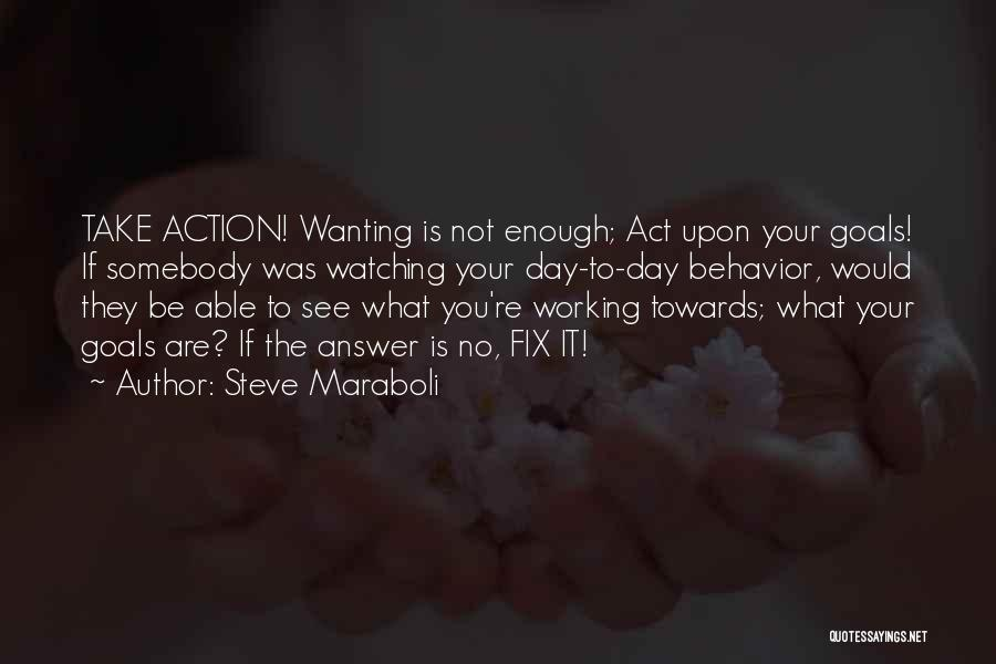 Working Out Motivational Quotes By Steve Maraboli
