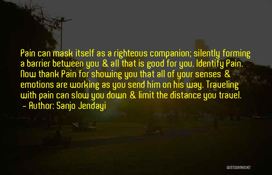 Working Silently Quotes By Sanjo Jendayi