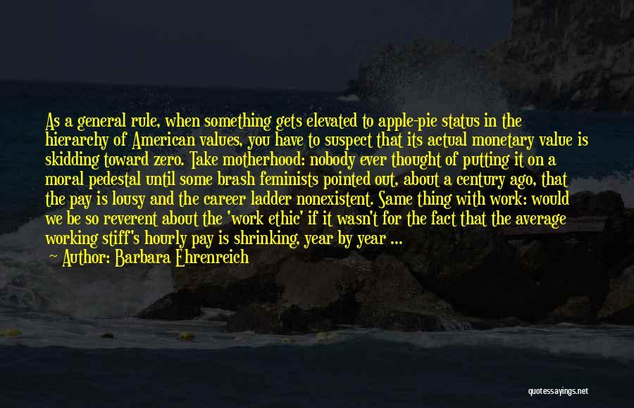 Working Stiff Quotes By Barbara Ehrenreich