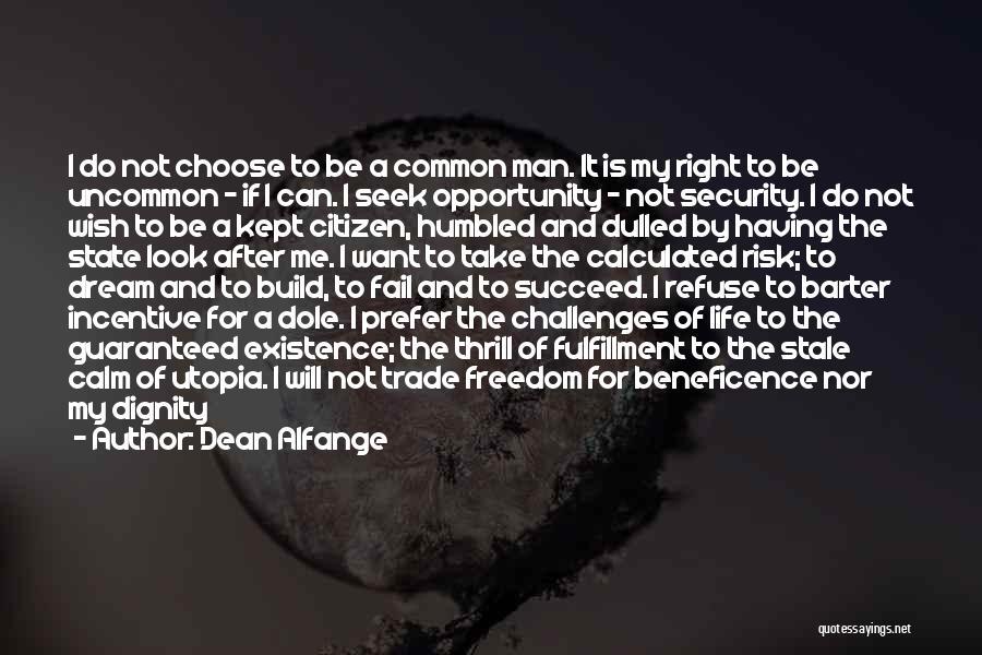 World Citizen Quotes By Dean Alfange