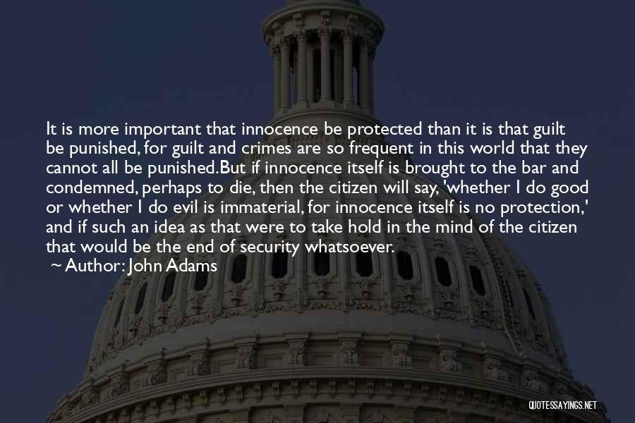 World Citizen Quotes By John Adams