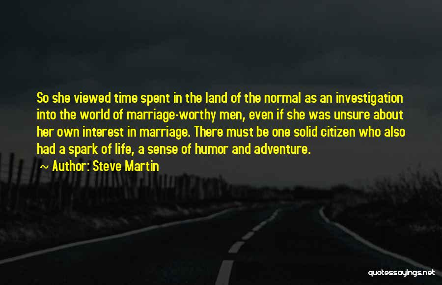 World Citizen Quotes By Steve Martin