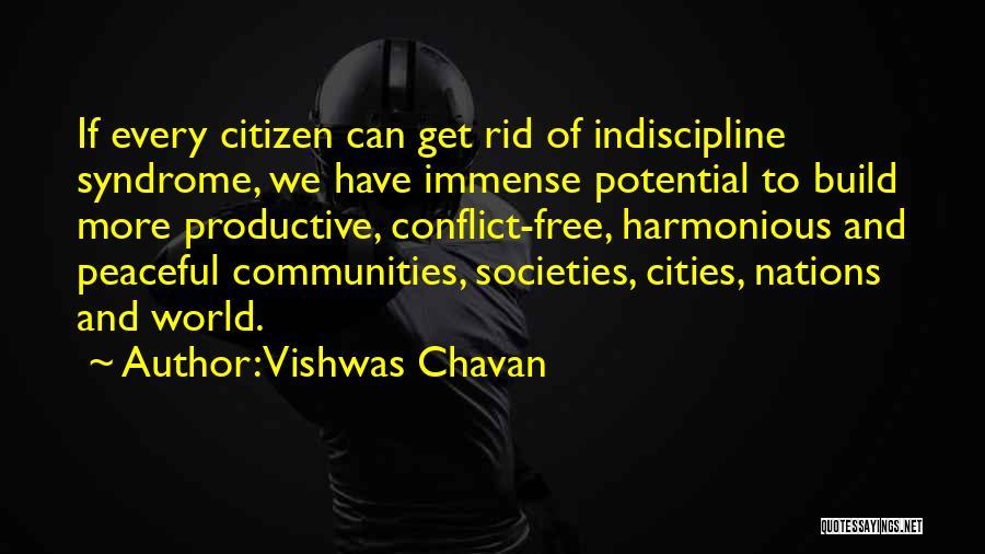 World Citizen Quotes By Vishwas Chavan