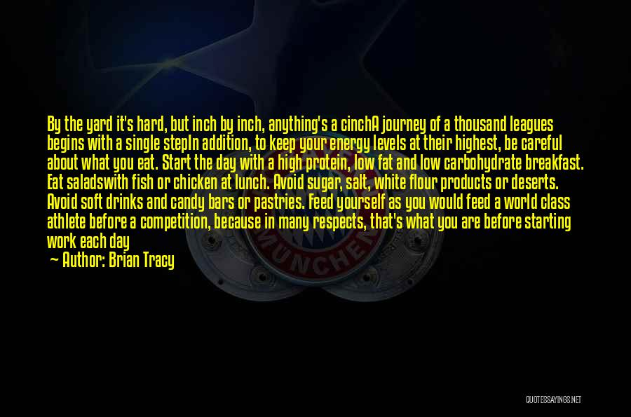 World Class Quotes By Brian Tracy