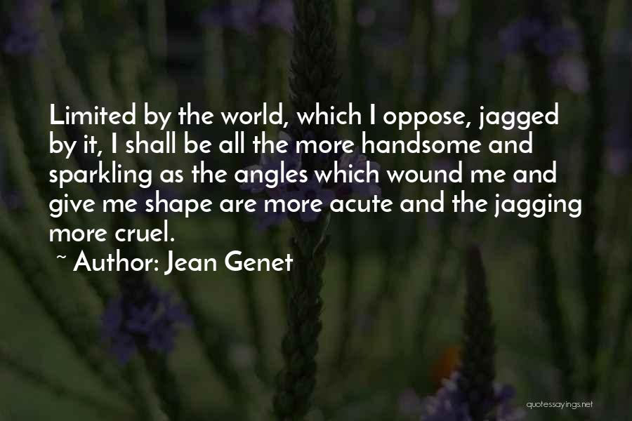 World Cruel Quotes By Jean Genet