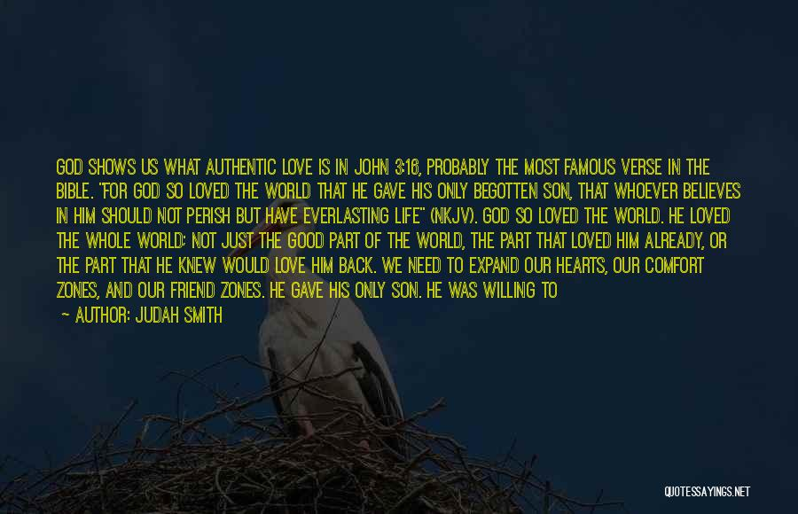 World Famous Life Quotes By Judah Smith