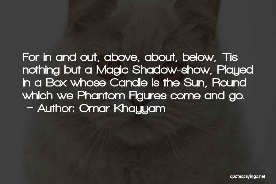 World Go Round Quotes By Omar Khayyam