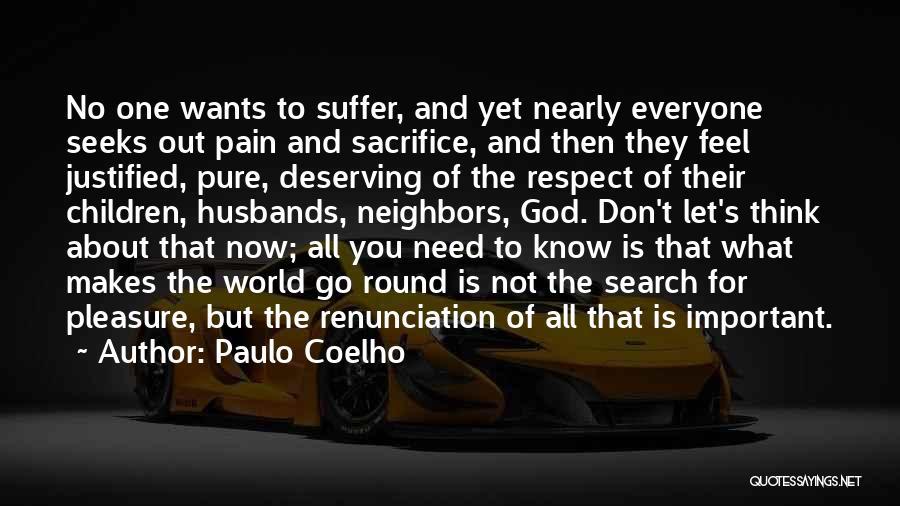 World Go Round Quotes By Paulo Coelho