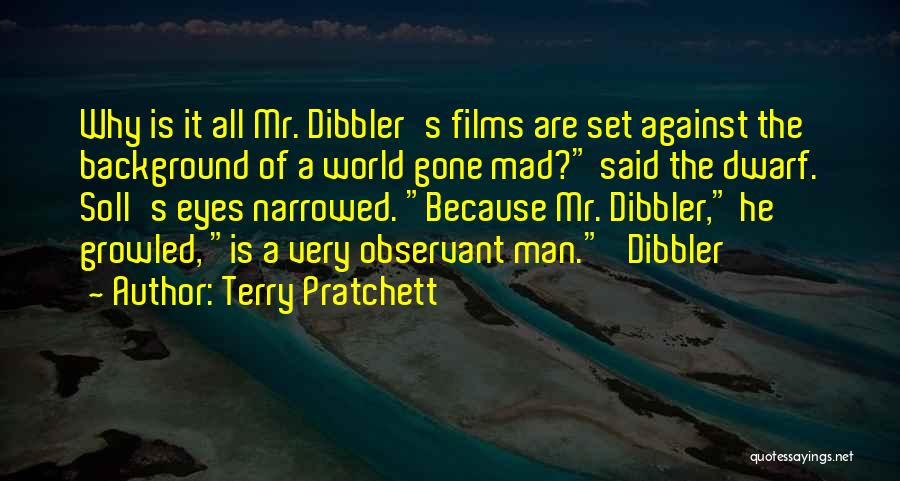 World Gone Mad Quotes By Terry Pratchett