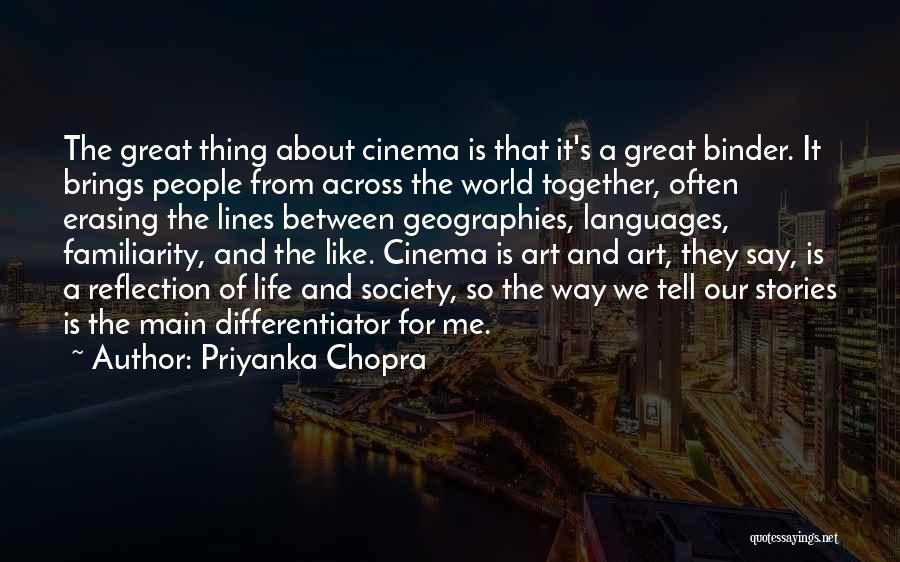 World Languages Quotes By Priyanka Chopra